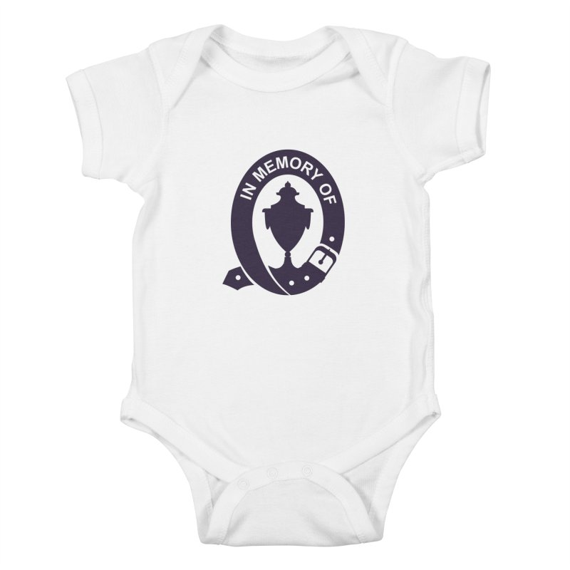 Art of Mourning 'In Memory Of' Kids Baby Bodysuit by The Art of Mourning Shop