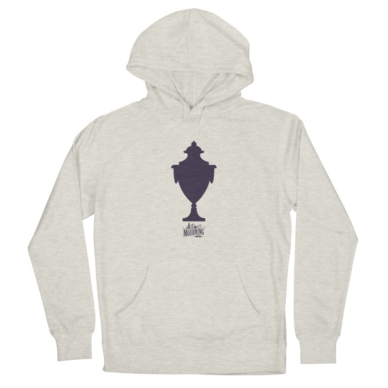 Art of Mourning 'Urn' Men's Pullover Hoody by Art of Mourning Warehouse
