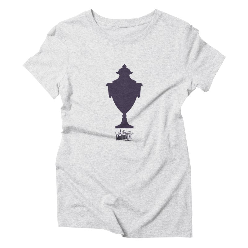 Art of Mourning 'Urn' Women's T-Shirt by Art of Mourning Warehouse