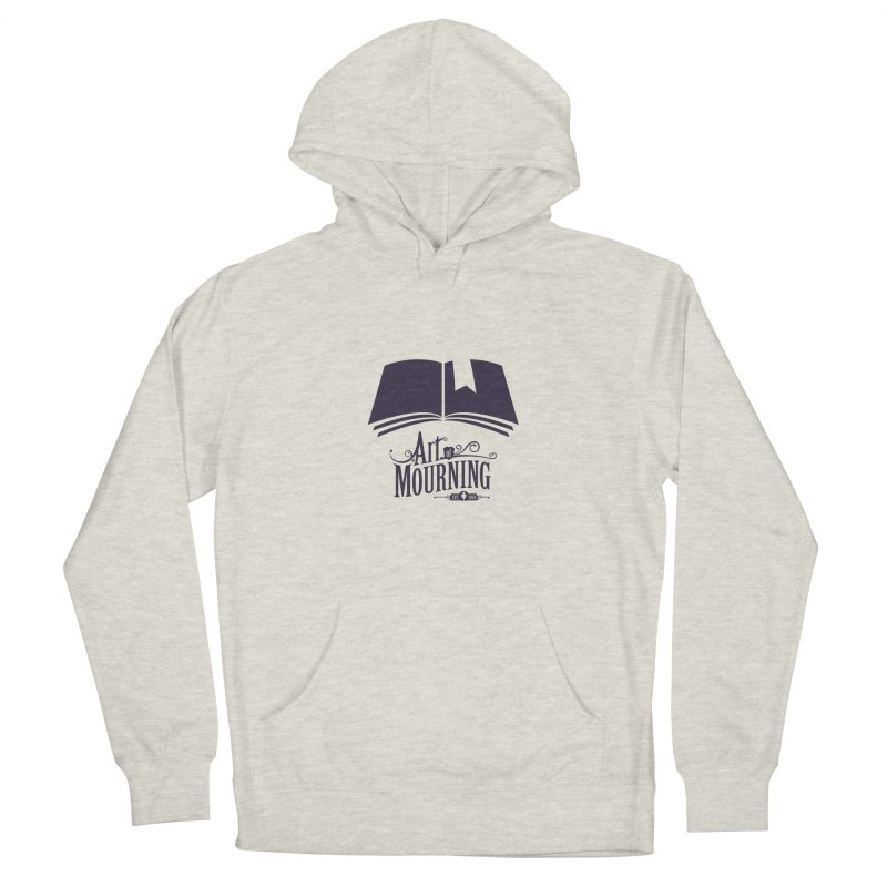 Art of Mourning 'Knowledge' Men's Pullover Hoody by Art of Mourning Warehouse