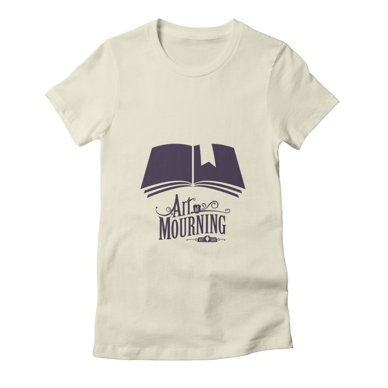Art of Mourning 'Knowledge' Women's T-Shirt by Art of Mourning Warehouse