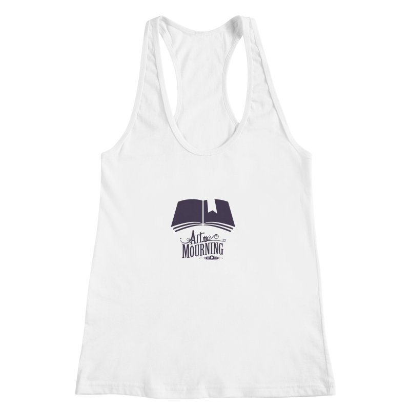 Art of Mourning 'Knowledge' Women's Racerback Tank by The Art of Mourning Shop