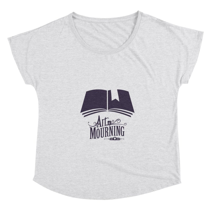 Art of Mourning 'Knowledge' Women's Scoop Neck by Art of Mourning Warehouse