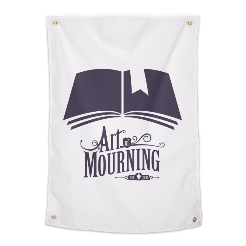 Art of Mourning 'Knowledge' Home Tapestry by The Art of Mourning Shop