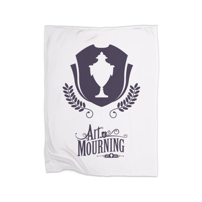 Art of Mourning 'Regal' Home Blanket by The Art of Mourning Shop