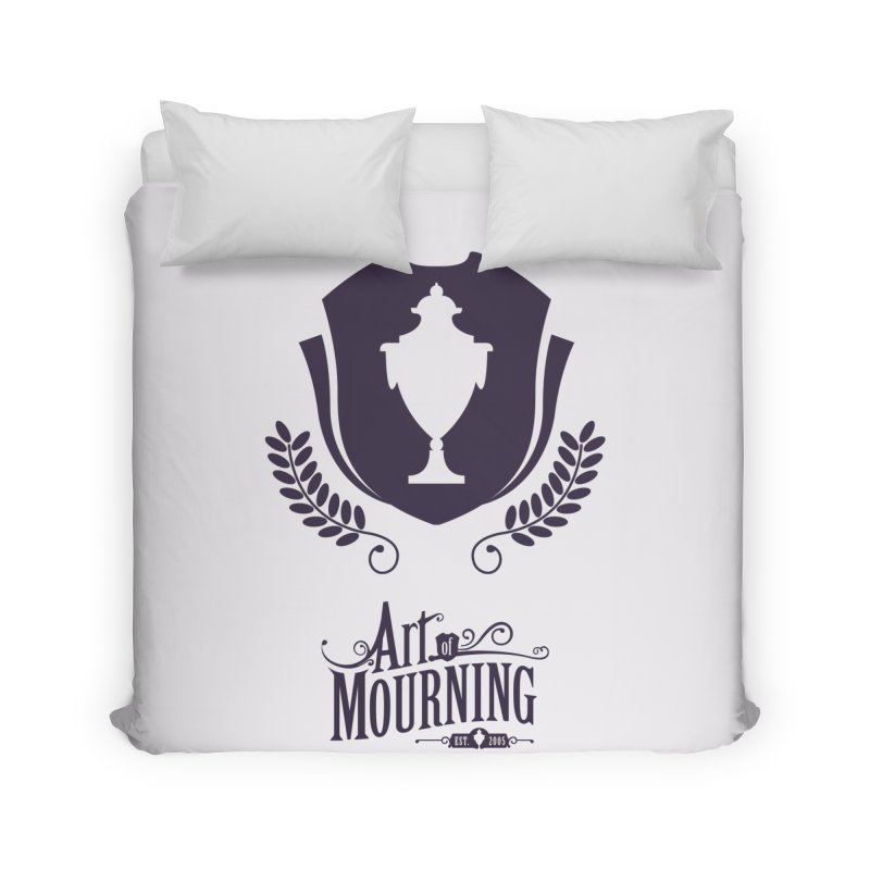 Art of Mourning 'Regal' Home Duvet by The Art of Mourning Shop