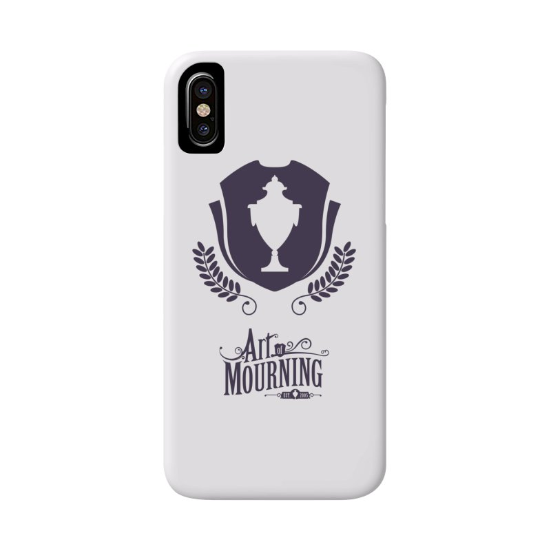 Art of Mourning 'Regal' Accessories Phone Case by The Art of Mourning Shop