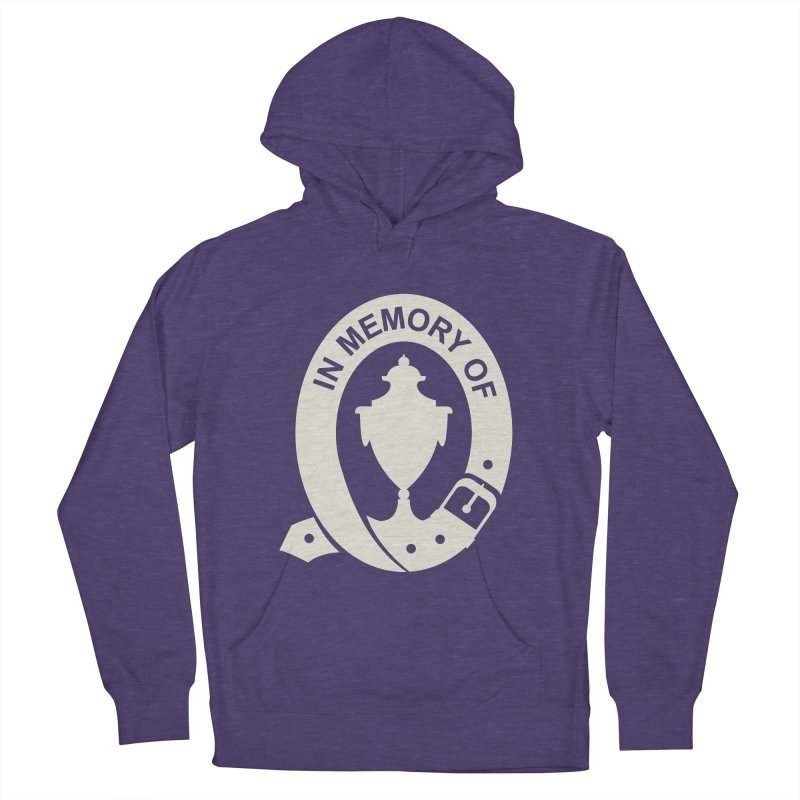 Art of Mourning 'In Memory Of' Reverse Women's Pullover Hoody by The Art of Mourning Shop