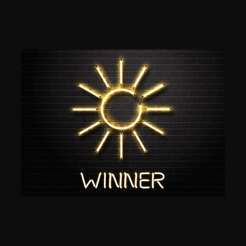 Winner Sun by Art of our Minds