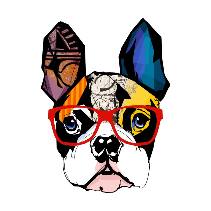 Artsy Frenchie by Art of our Minds