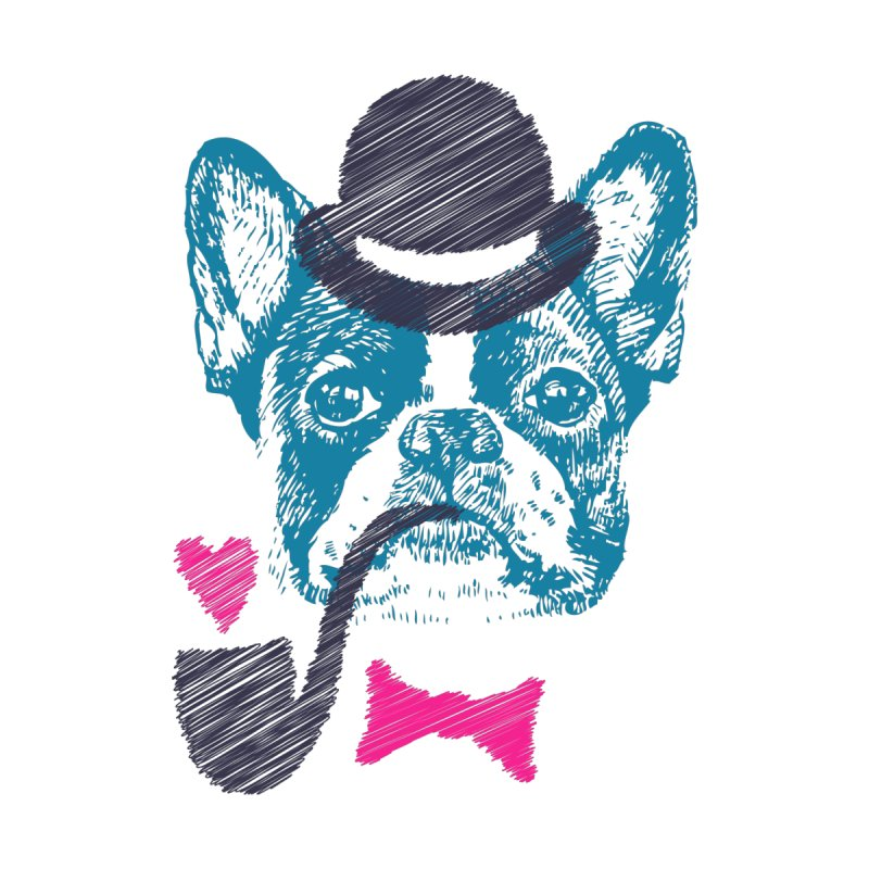 Spiffy Frenchie by Art of our Minds