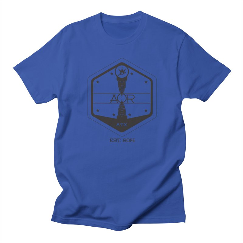 ART OF ROYALTY- ATX Men's Regular T-Shirt by Art Of Royalty