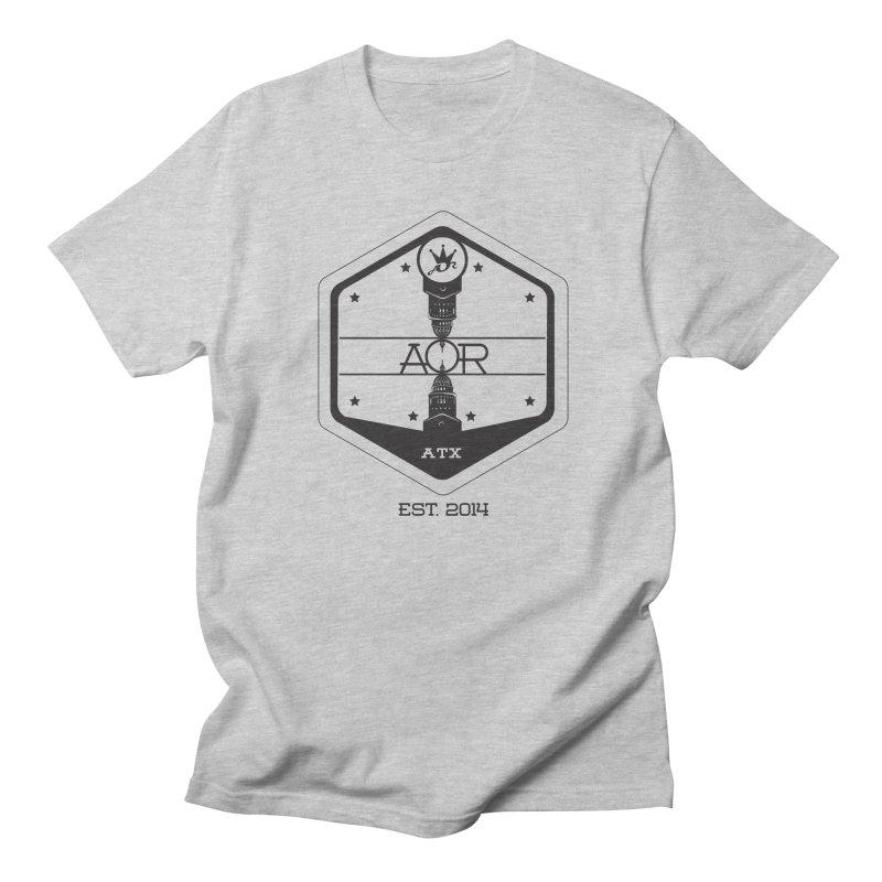 ART OF ROYALTY- ATX Men's Regular T-Shirt by Art Of Royalty