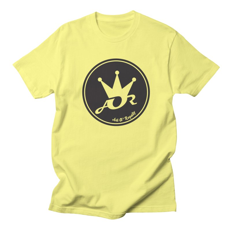 AOR V The 2nd  Men's Regular T-Shirt by Art Of Royalty