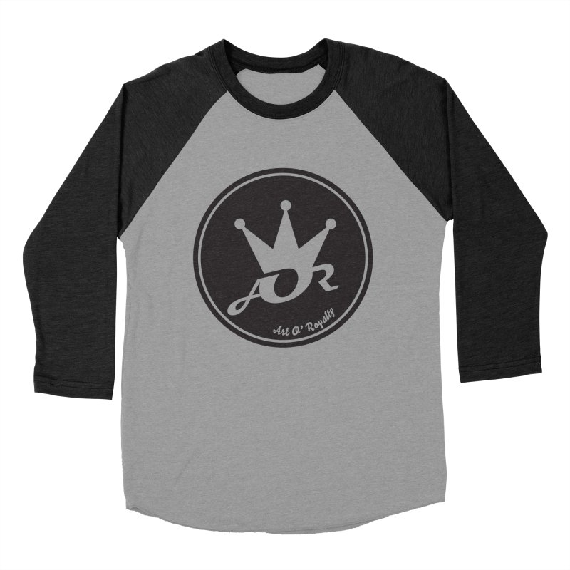 AOR V The 2nd  Men's Baseball Triblend T-Shirt by Art Of Royalty