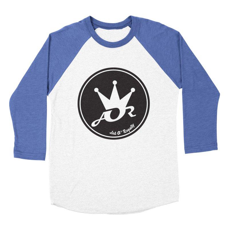 AOR V The 2nd  Men's Baseball Triblend Longsleeve T-Shirt by Art Of Royalty
