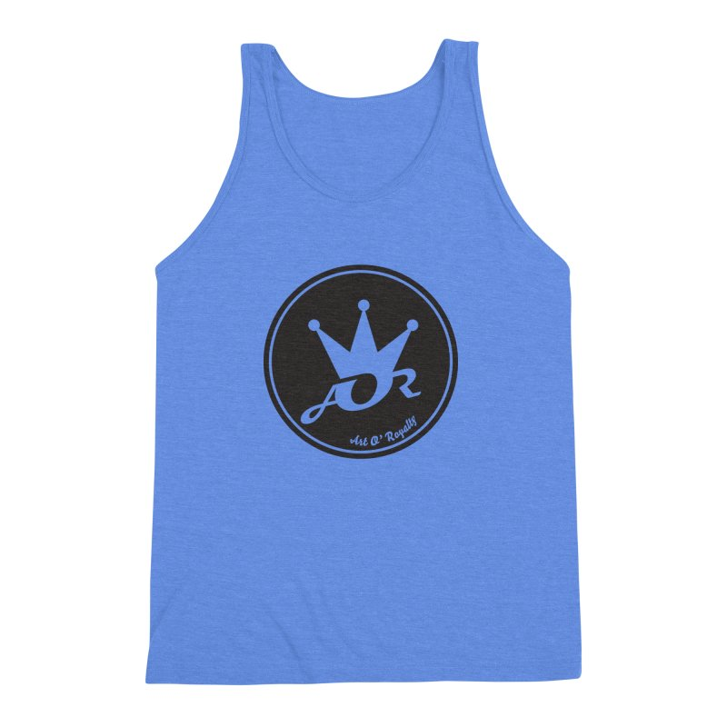 AOR V The 2nd  Men's Triblend Tank by Art Of Royalty