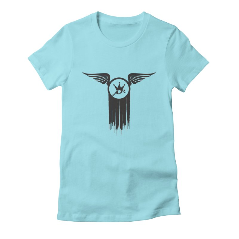 AOR  Women's Fitted T-Shirt by Art Of Royalty