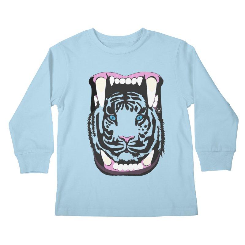 KINGS FOOD Kids Longsleeve T-Shirt by Art Of Royalty