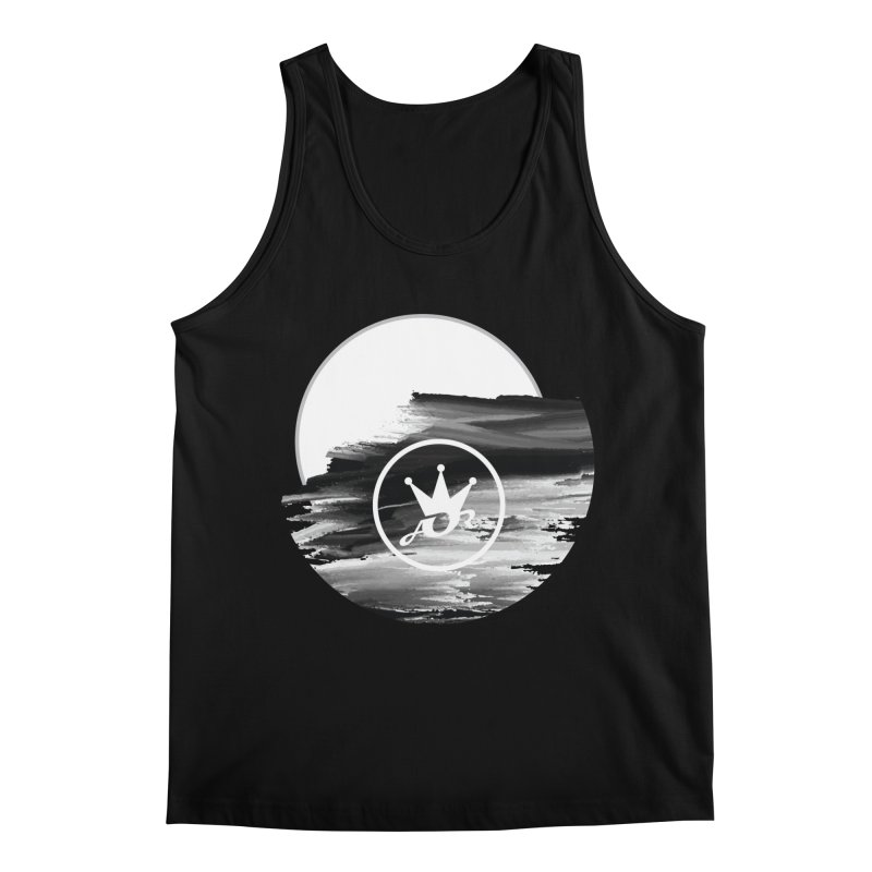 ART IN THE CLOUDS Men's Regular Tank by Art Of Royalty