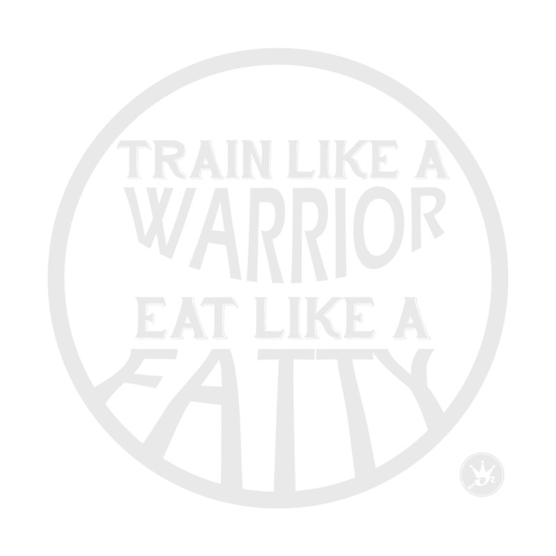 TRAINED TO EAT V3   by Art Of Royalty