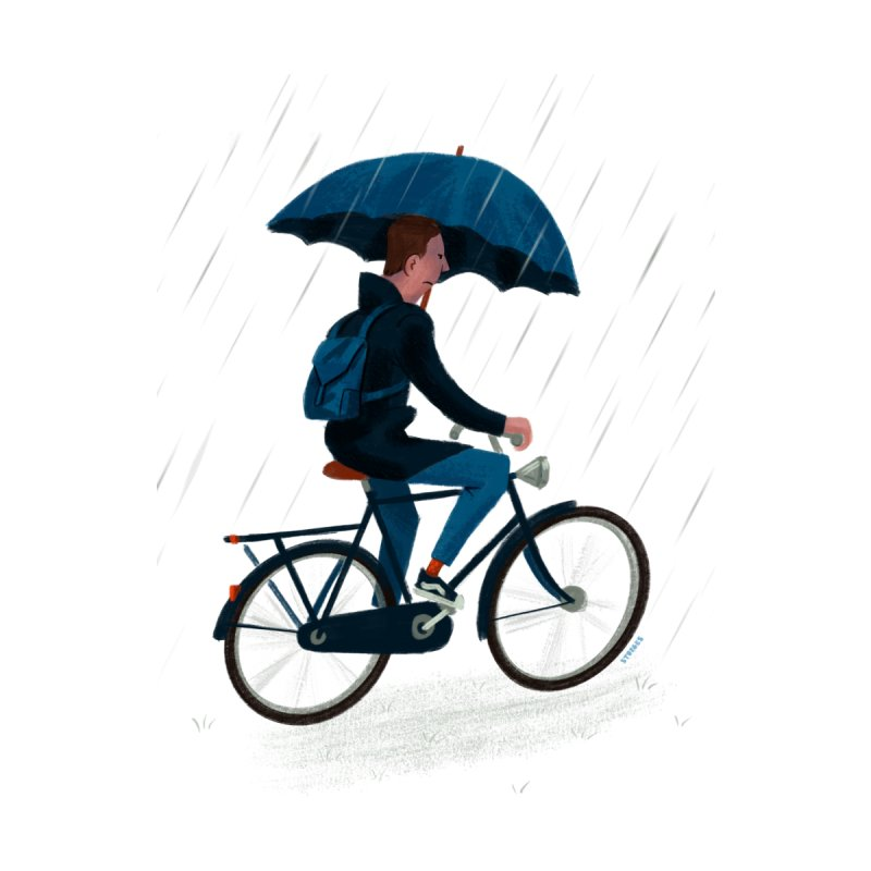 Rainy Days by sturges artist shop