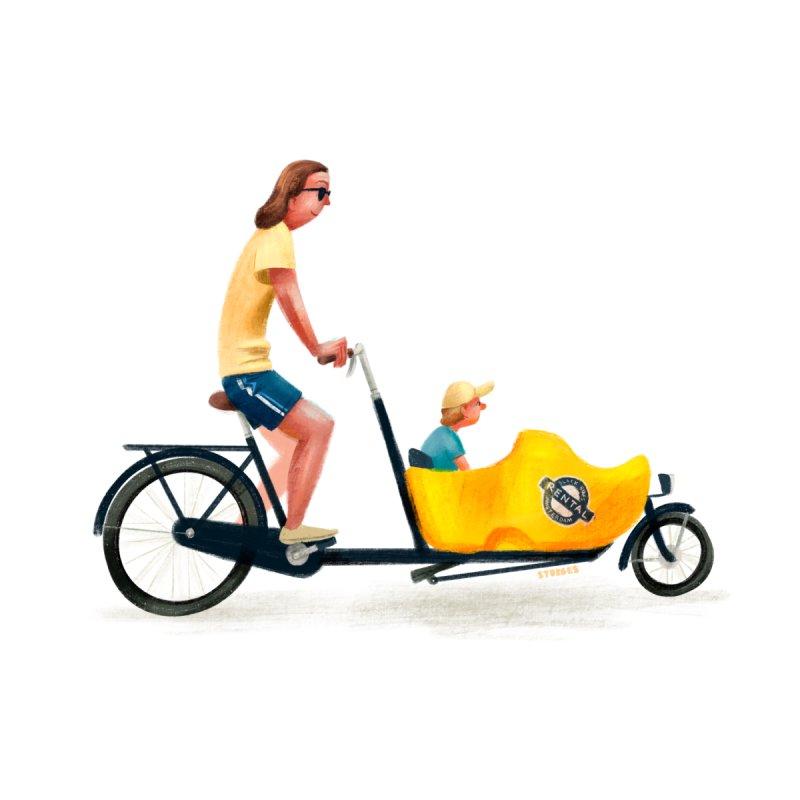 Clog Bike by sturges artist shop