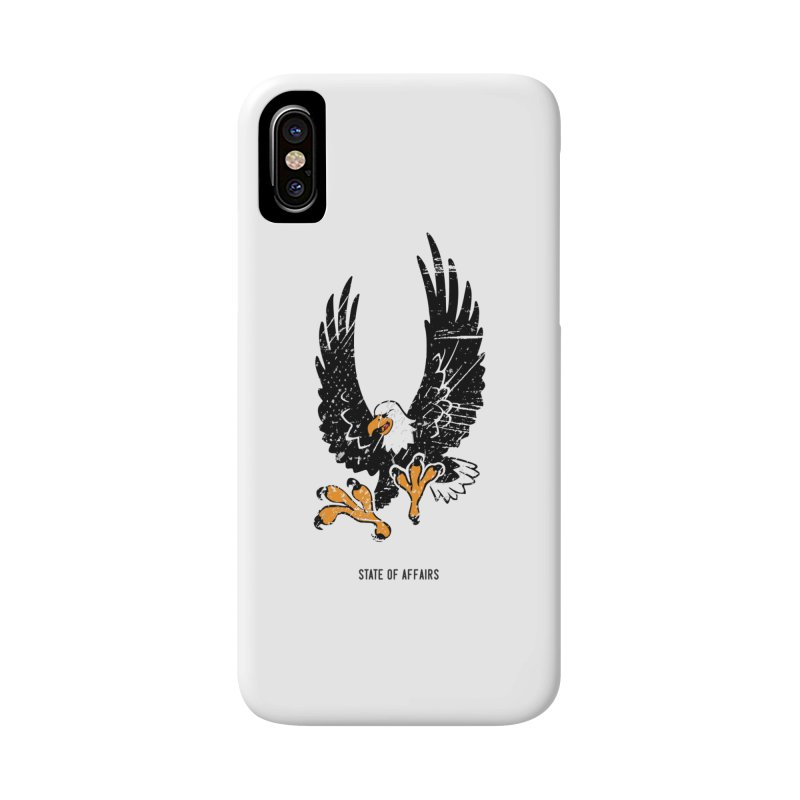 State of Affairs Accessories Phone Case by sturges artist shop