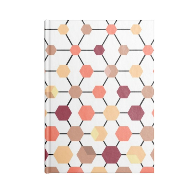 PeachCube Accessories Notebook by sturges artist shop