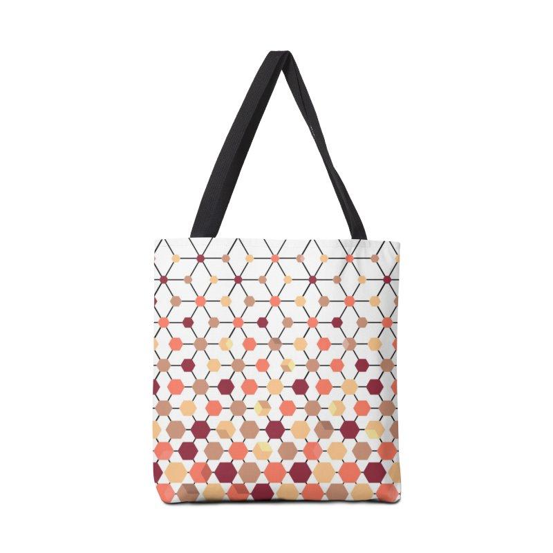 PeachCube Accessories Bag by sturges artist shop