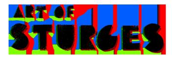 sturges artist shop Logo