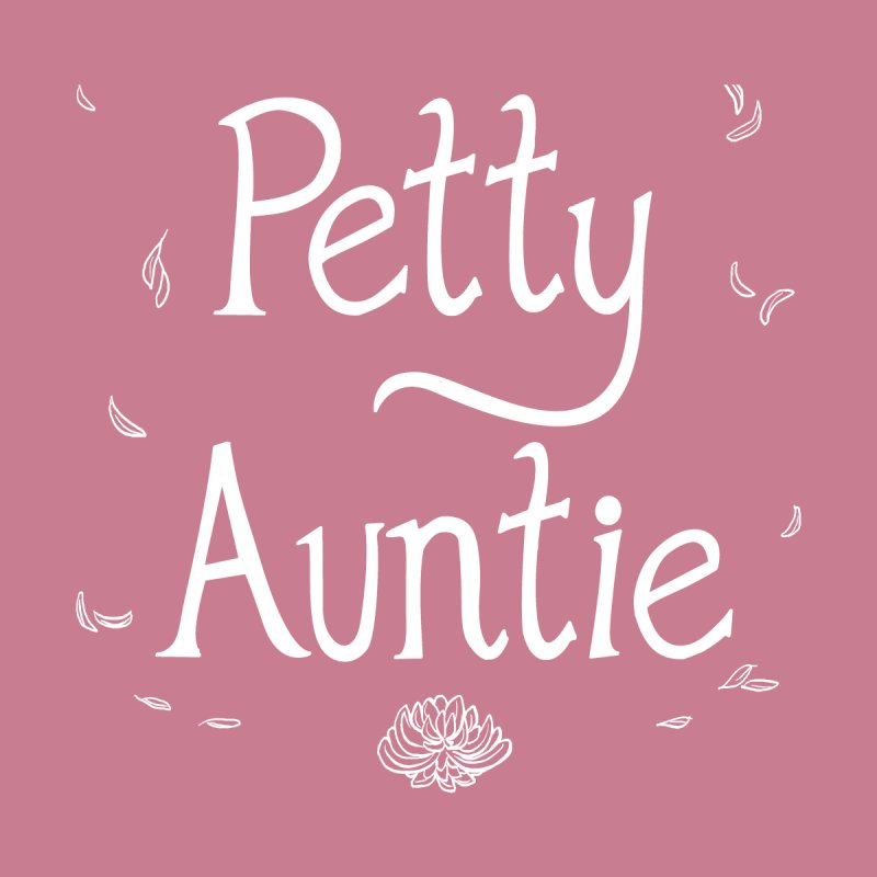 petty auntie Men's T-Shirt by Art of Wendy Xu's Artist Shop