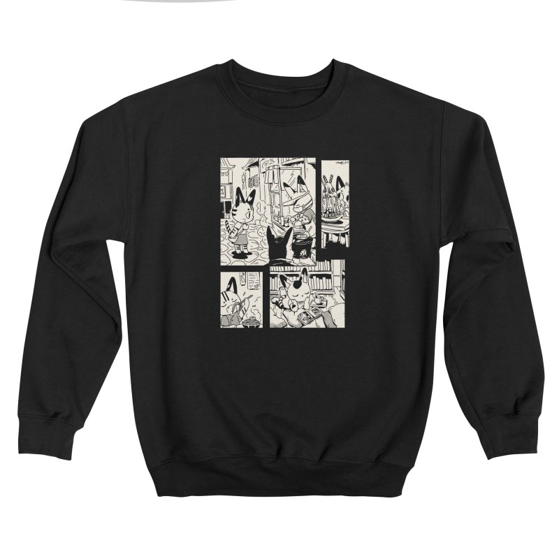 Banner Day for Relaxation Women's Sweatshirt by Art of Wendy Xu's Artist Shop