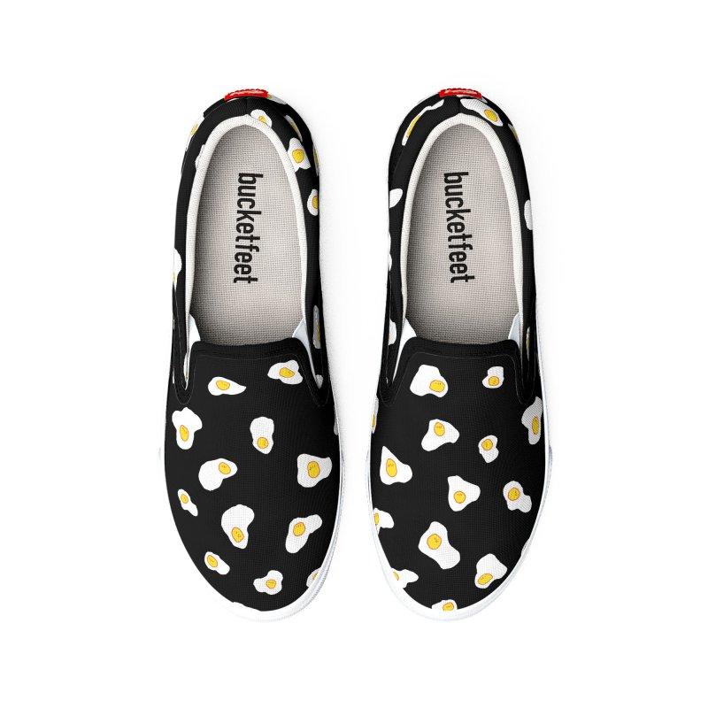 Eggs Women's Shoes by Art of Wendy Xu's Artist Shop