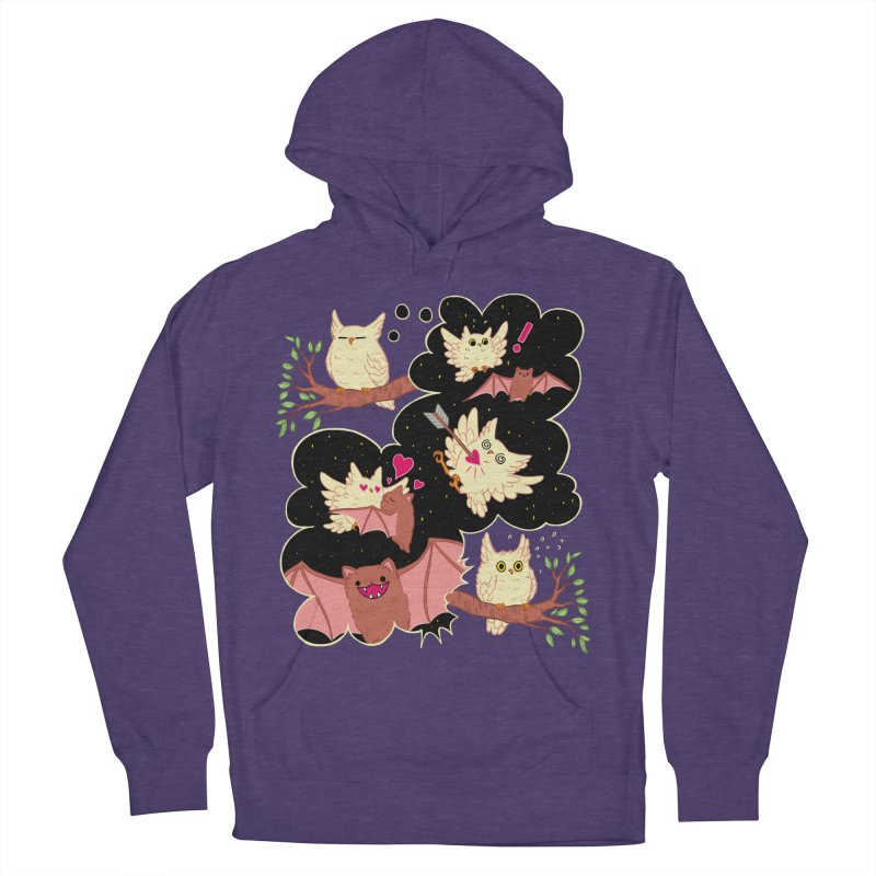 Sweet Dreams  Men's French Terry Pullover Hoody by Art of Wendy Xu's Artist Shop
