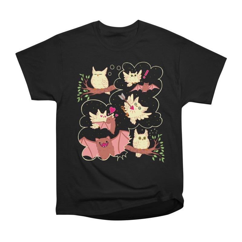 Sweet Dreams  Women's Heavyweight Unisex T-Shirt by artofwendyxu's Artist Shop