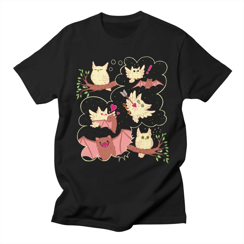 Sweet Dreams  Women's Regular Unisex T-Shirt by Art of Wendy Xu's Artist Shop