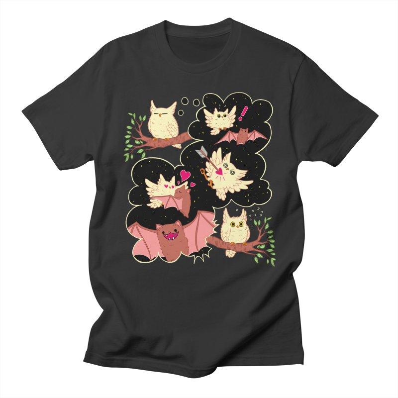 Sweet Dreams  Women's Unisex T-Shirt by artofwendyxu's Artist Shop