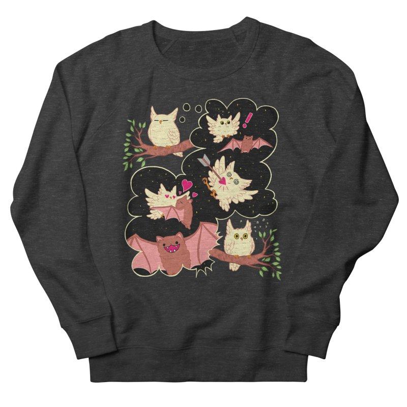 Sweet Dreams  Women's French Terry Sweatshirt by Art of Wendy Xu's Artist Shop