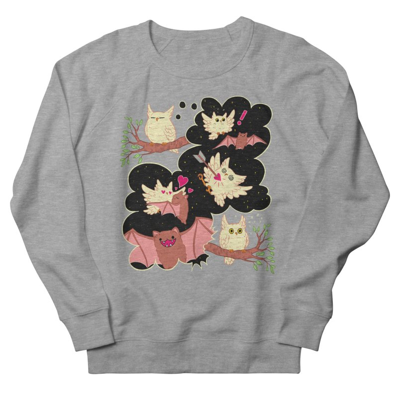 Sweet Dreams  Men's Sweatshirt by artofwendyxu's Artist Shop