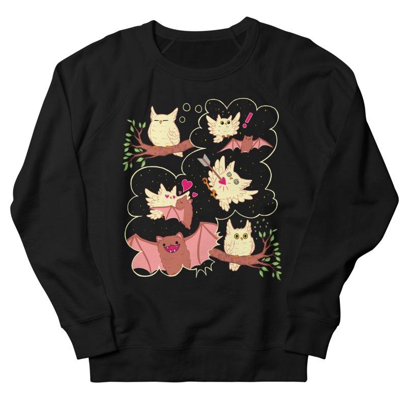 Sweet Dreams  Men's French Terry Sweatshirt by Art of Wendy Xu's Artist Shop