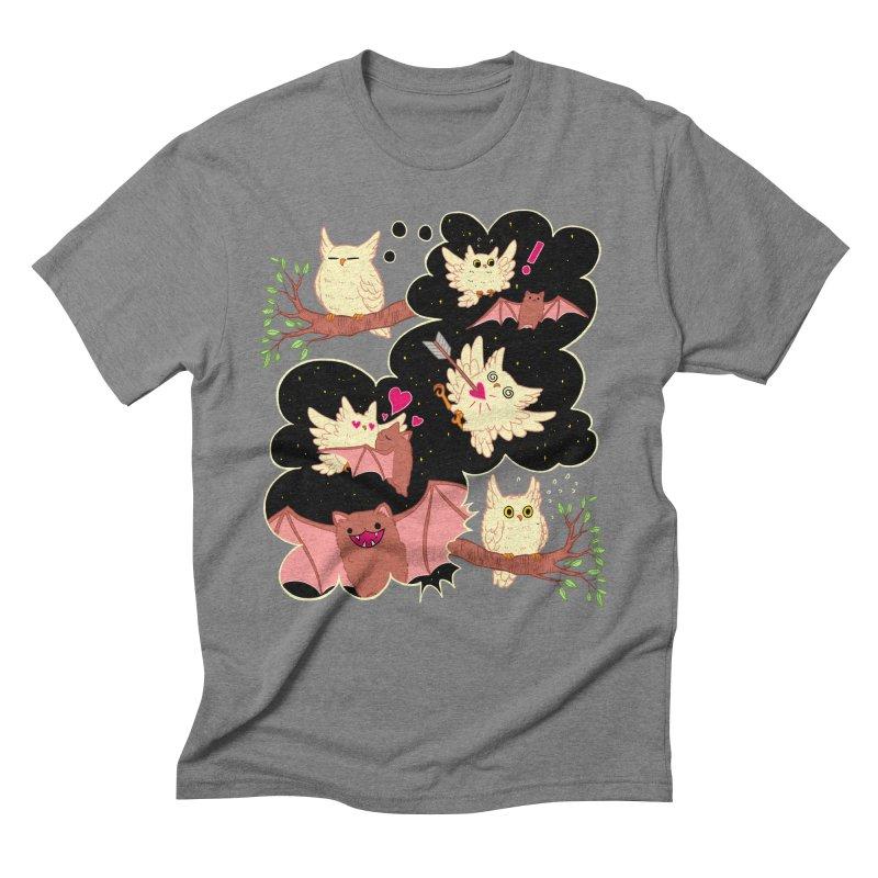 Sweet Dreams  Men's Triblend T-Shirt by Art of Wendy Xu's Artist Shop