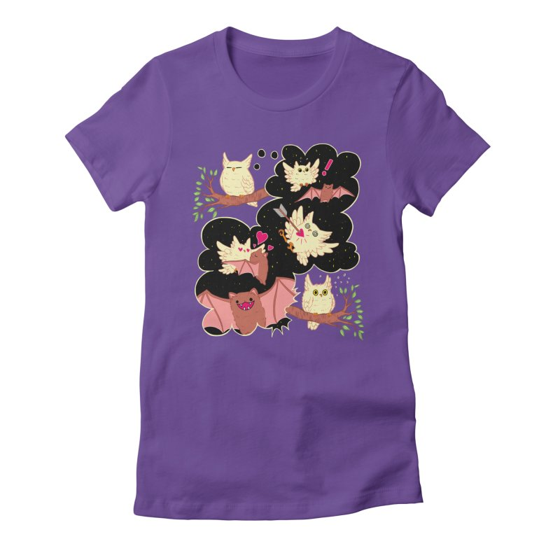 Sweet Dreams  Women's T-Shirt by Art of Wendy Xu's Artist Shop