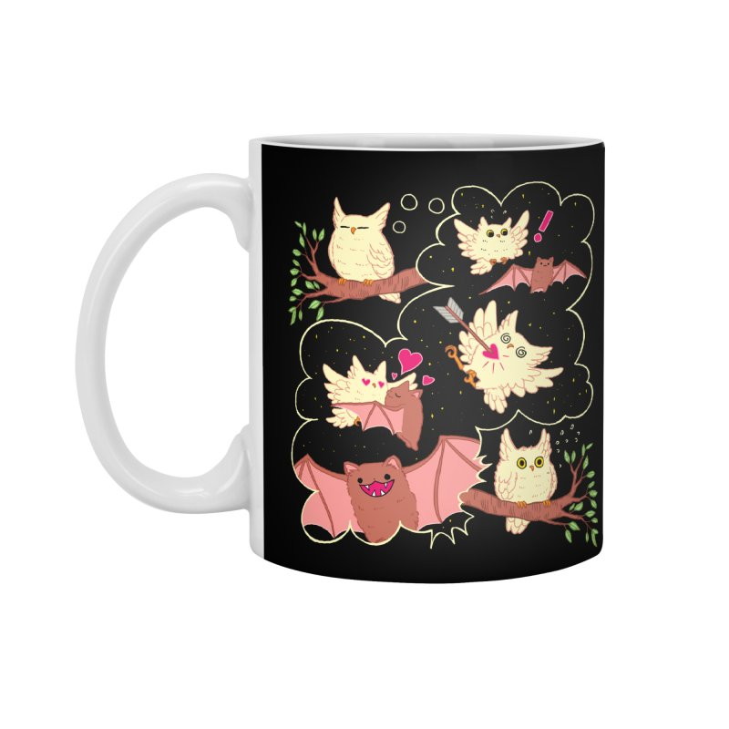 Sweet Dreams  Accessories Mug by artofwendyxu's Artist Shop