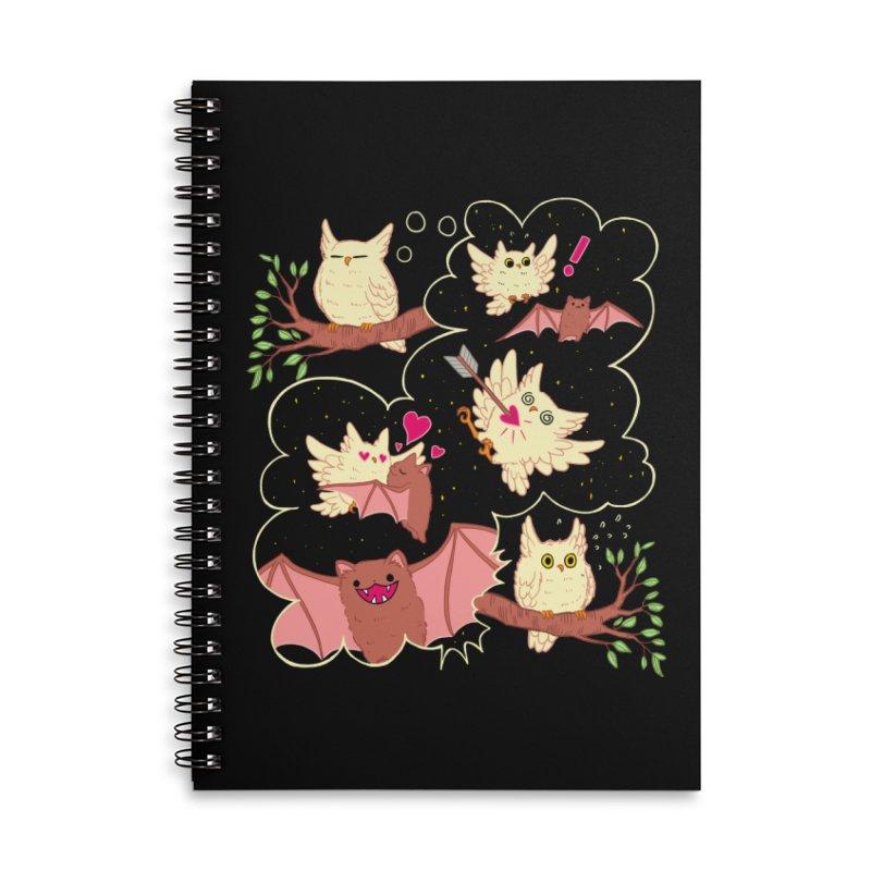 Sweet Dreams  Accessories Notebook by Art of Wendy Xu's Artist Shop