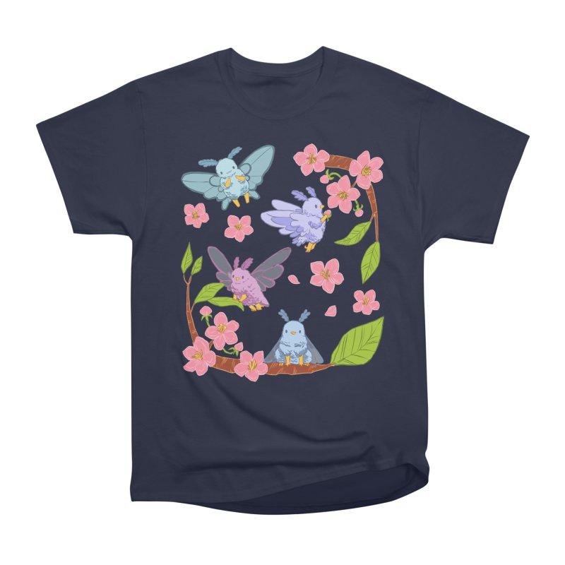pollination Men's Heavyweight T-Shirt by Art of Wendy Xu's Artist Shop