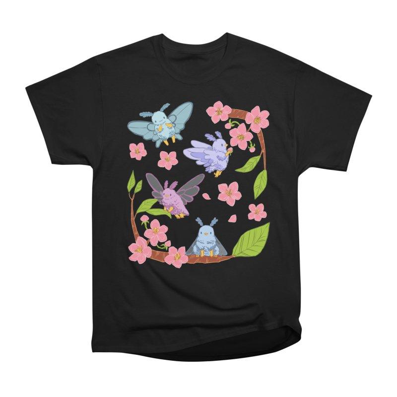 pollination Men's Heavyweight T-Shirt by artofwendyxu's Artist Shop