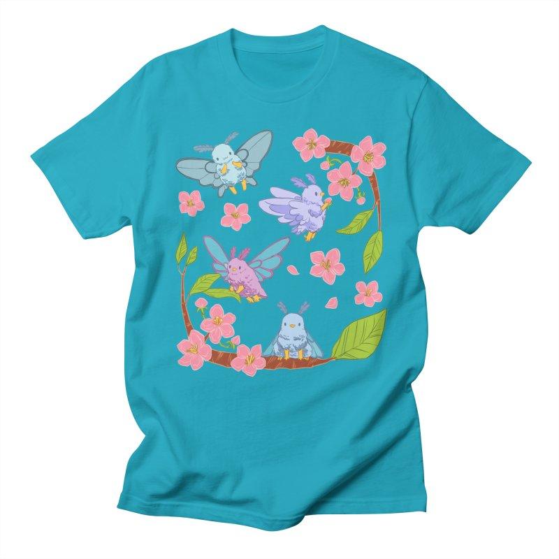 pollination Women's Regular Unisex T-Shirt by artofwendyxu's Artist Shop