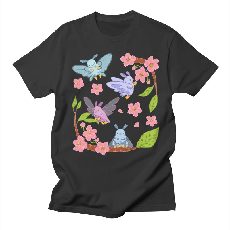 pollination Men's Regular T-Shirt by Art of Wendy Xu's Artist Shop