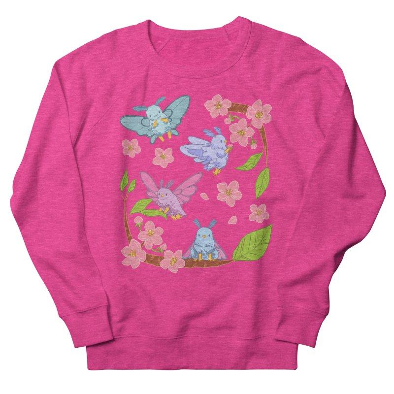 pollination Women's French Terry Sweatshirt by Art of Wendy Xu's Artist Shop